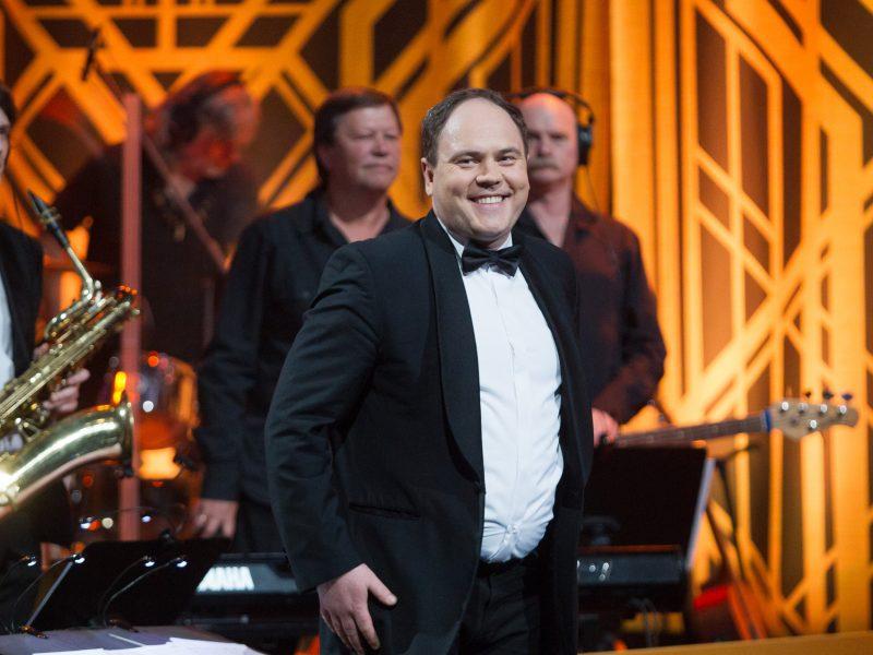 Dirigentui V. Lukočiui – Suomijos Saimaa regiono fenomeno apdovanojimas