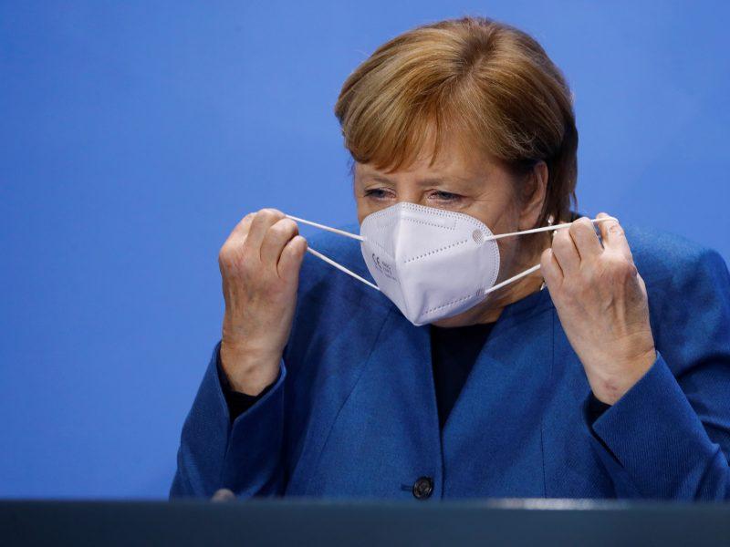 Sparčiai plintant koronavirusui Vokietijoje įvedami nauji suvaržymai