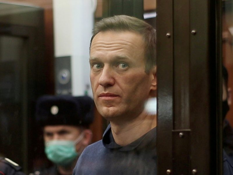"""Rusijoje su A. Navalnu susijusi medikų profsąjunga paskelbta """"užsienio agente"""""""