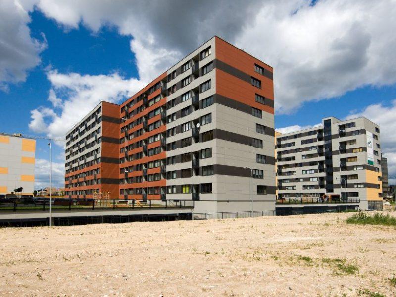 V. Vasiliauskas: būsto rinkos atsparumą lėmė teigiami demografiniai pokyčiai