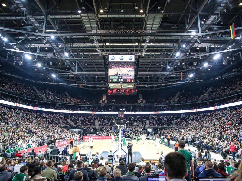 Lietuva – tarp daugiausiai į FIBA Arbitražo teismo bylas įtrauktų šalių