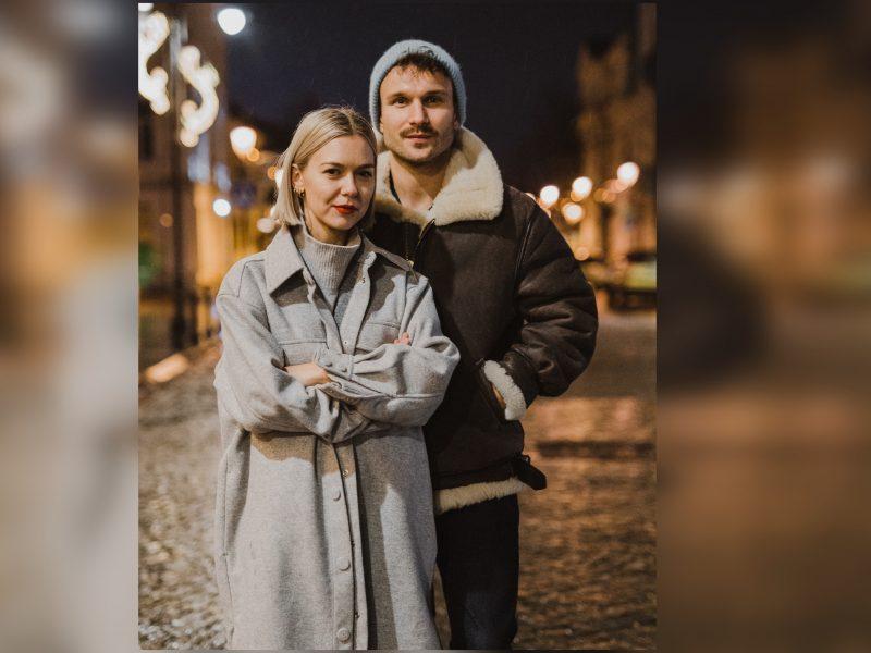 """M. Linkytė ir V. Baumila tapo """"Jaunimo linijos"""" ambasadoriais: kviečia padėti tiems, kuriems sunku"""