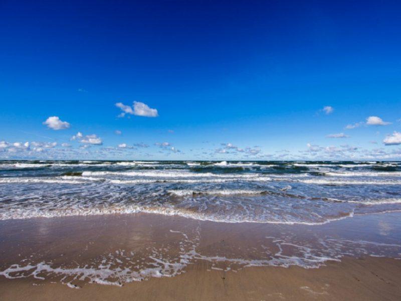 """Baltijos jūroje aptinkama """"negyvoji zona"""" – didesnė nei visa Lietuvos teritorija"""