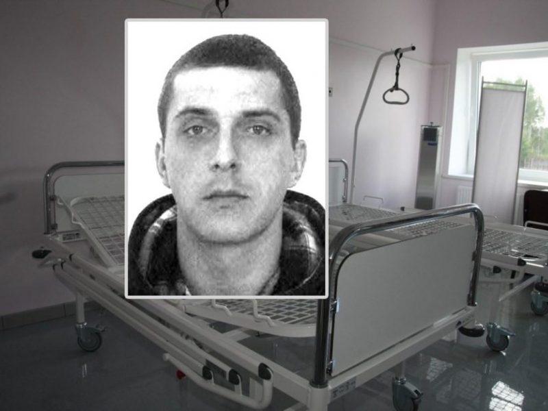 Bumerangas skandalingajam bėgliui: 30 valandų laisvėje prailgino jo įkalinimą pusei metų