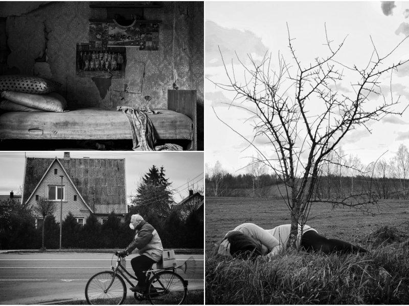 S. Bareikytės fotografijų knygoje – jaunatviški karantino dienoraščiai