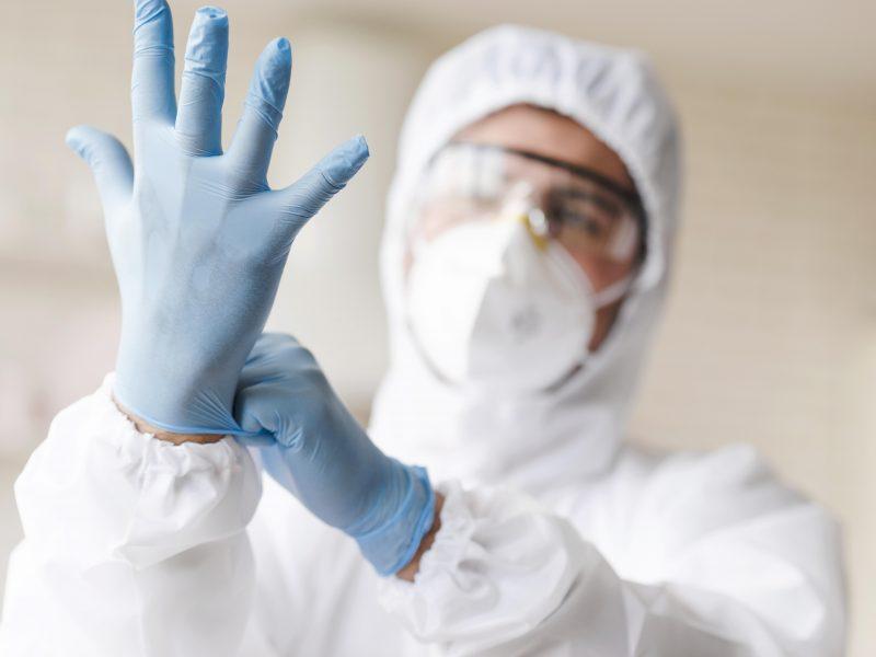 Prancūzijoje per parą patvirtinta daugiau kaip 23 tūkst. COVID-19 atvejų