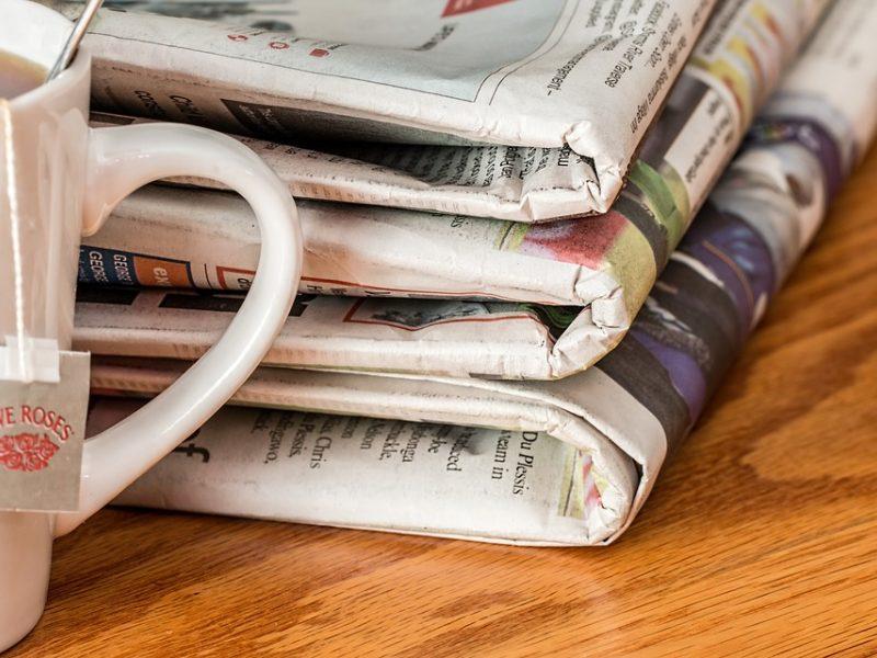 Skatins periodinius leidinius spausdinti Lietuvoje: siūlo nustatyti lengvatinį PVM