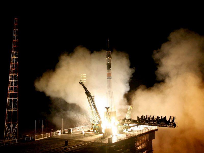 Rusija tikisi 2025 metais paleisti savąją kosmoso stotį