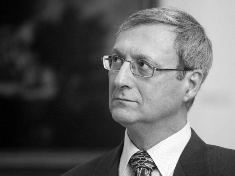 Mirė italų kalbininkas, žymus baltistas G. Michelinis