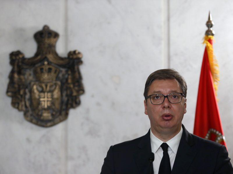 Serbijos prezidentas įsitikinęs – šalis iki 2026 metų taps ES nare
