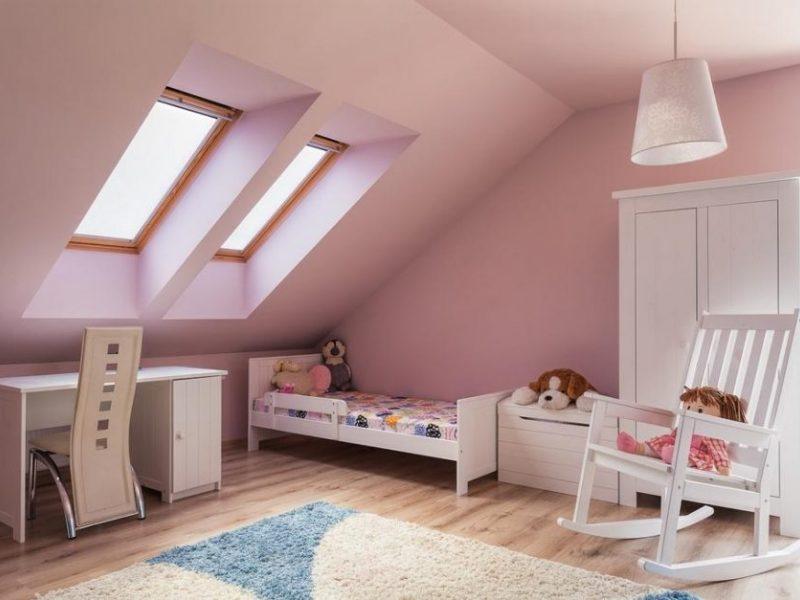 Kaip greitai ir nebrangiai atnaujinti vaiko kambarį?