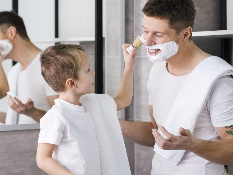 Aktualu vyrams: odos priežiūra turi rūpintis ne tik moterys