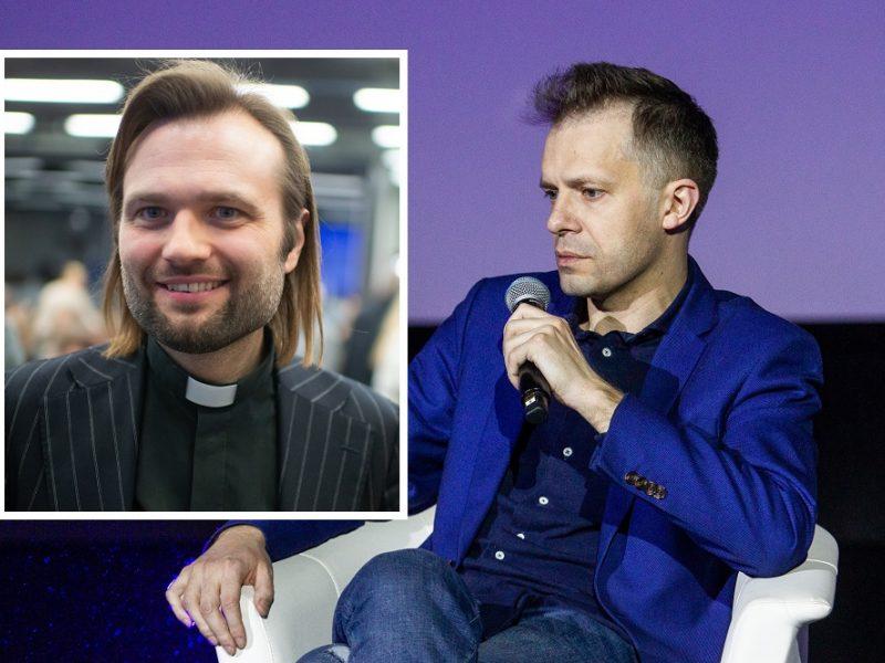 A. Tapinas apie LGBT pyktį sukėlusį žinomą kunigą: jo atsitraukimas atrodo keistas