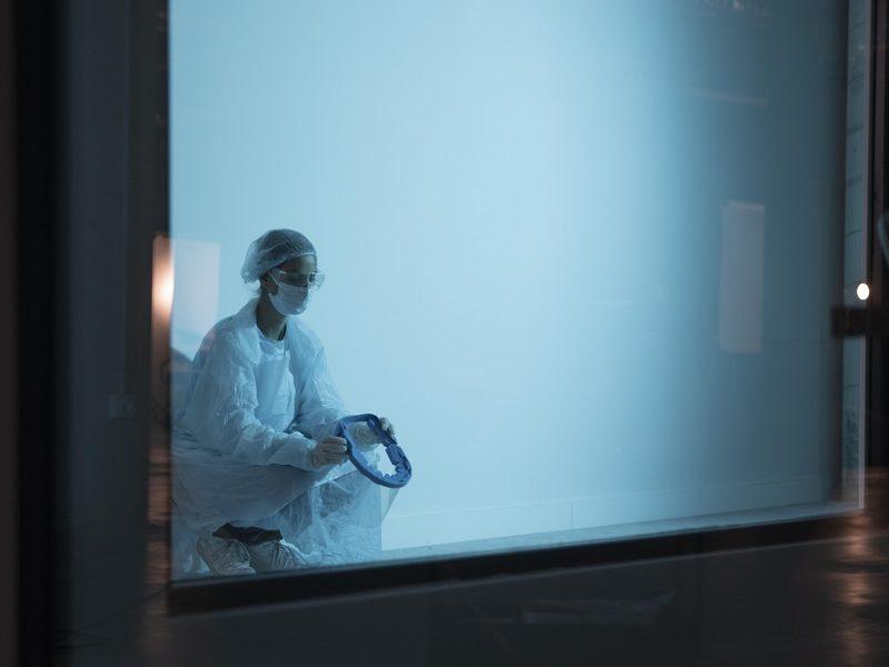 Italija užfiksavo 25 853 naujus koronaviruso atvejus ir 722 mirtis