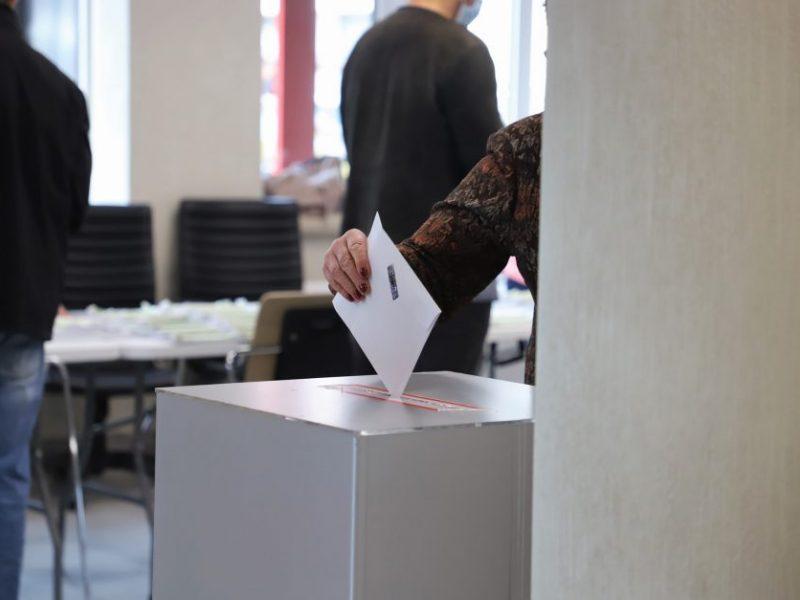 Radviliškio gyventojai renka naują merą: balsavo 35,27 proc. rinkėjų