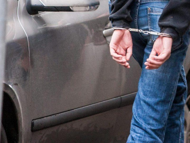 Vos prieš dieną iš pataisos namų išleistas vyras – vėl areštinėje