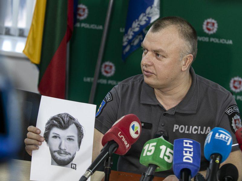 Spaudos konferencija dėl galimai pagrobtos mažametės Vilniuje