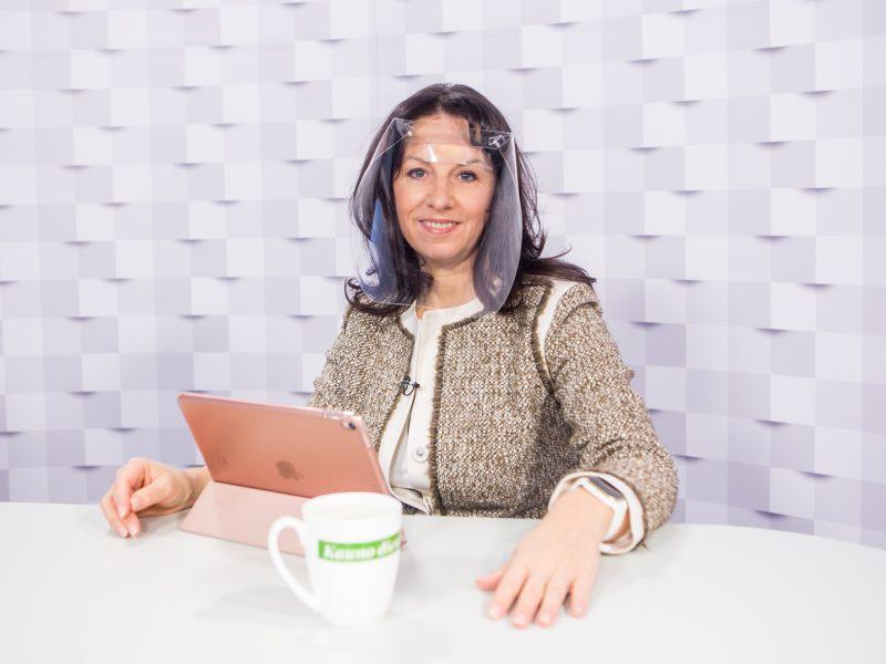 """""""Kauno dienos"""" studija: ar ir robotų eroje moterims numatytas tarnaičių vaidmuo?"""