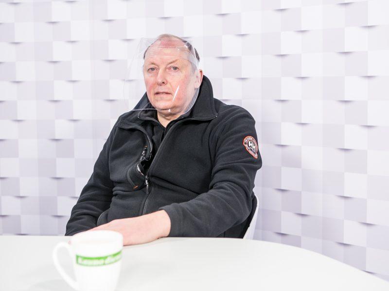 """""""Kauno dienos"""" studijoje – architektas L. Tuleikis: ir vėl Kaune nužudytas šimtametis"""