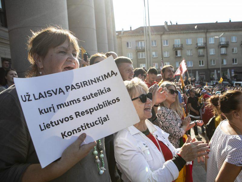 Teisininkas: visuomenė neprivalo sumokėti už Seimo nario testą