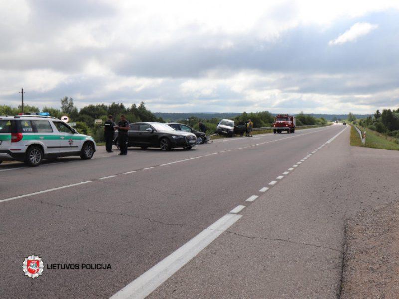 Tragiškas savaitgalis keliuose: per tris dienas žuvo penki žmonės