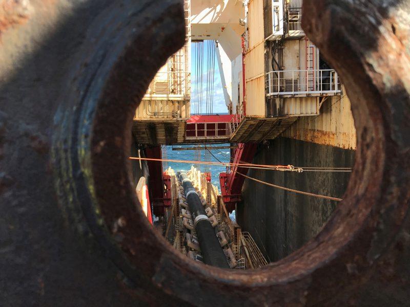 "Vašingtonas nelaiko ""Nord Stream 2"" vien tik ekonominiu projektu"