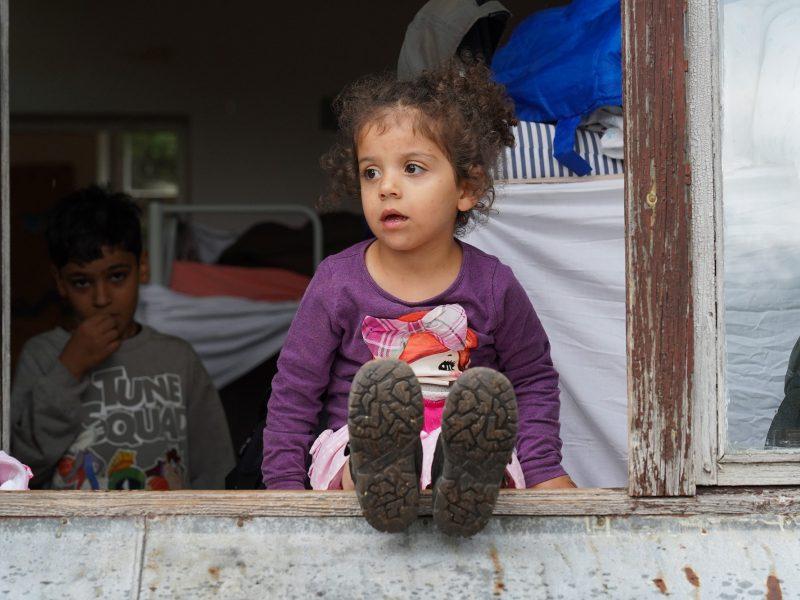 Įvertino ES paramos svarbą: tvorą nuo migrantų mes galime pasistatyti patys, bet įtikinti Iraką – ne