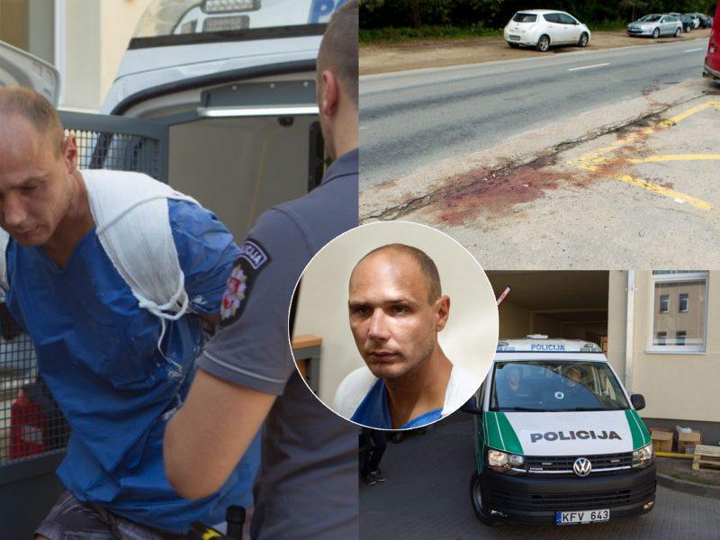 Žmogžudystė Romainiuose: žudikas sulaukė švelniausios bausmės, išdavikas vėl išsisuko