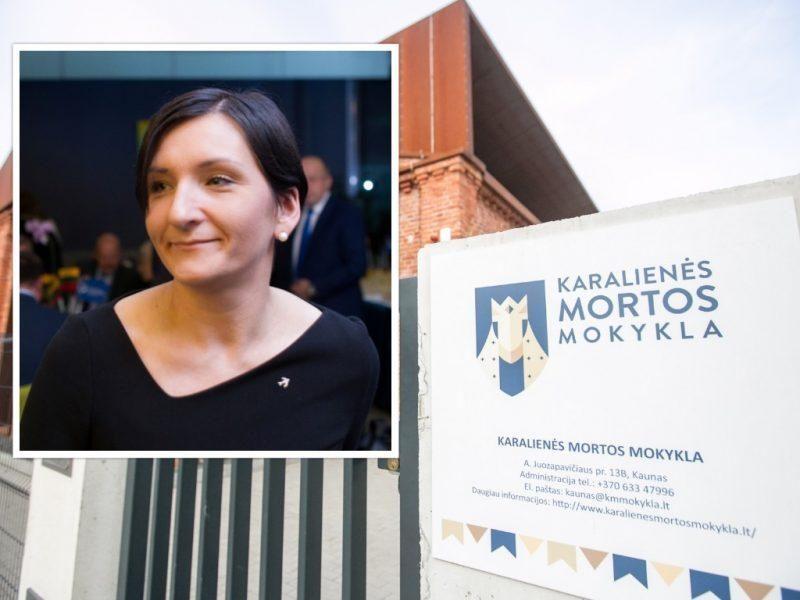 Karalienės Mortos mokyklos pelnas – didžiausias tarp nevalstybinių mokyklų