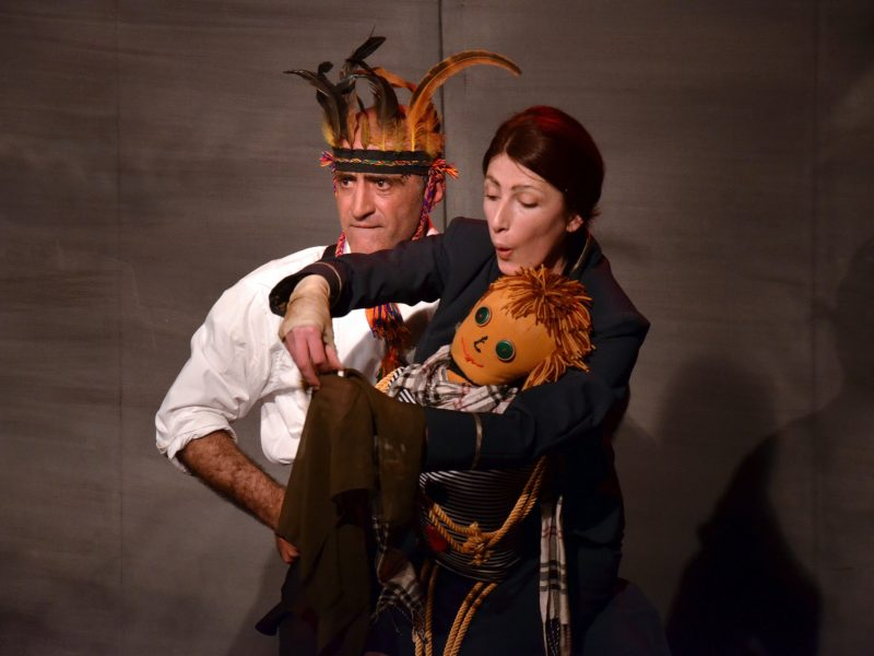 Kauno ir Kutaisio teatralus jungia draugystė ir vertybė