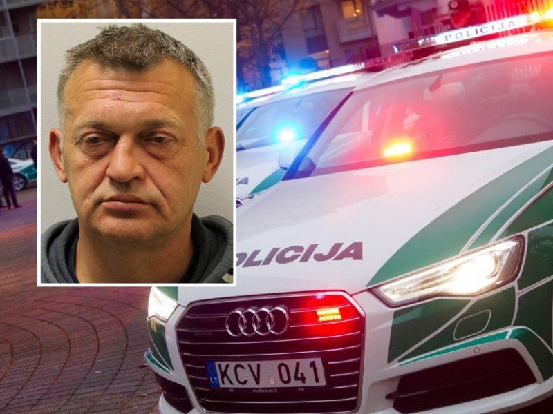 Lietuvos ir JK policija ieško su žmogžudyste siejamo lietuvio: aukos kūnas rastas lagamine