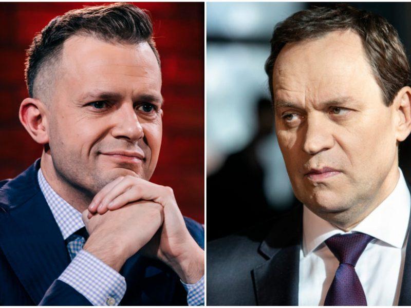 Smūgis V. Tomaševskio partijai: KT atsisakė priimti skundą dėl A. Tapino akcijos
