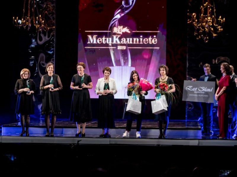 Kandidates į Metų kaunietės titulą kviečiame siūlyti visą vasarį