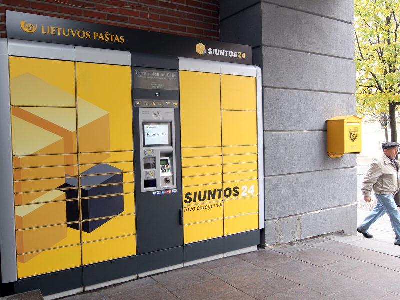 Širsta dėl Lietuvos pašto darbo: tai – atviras valstybinės bendrovės reketas