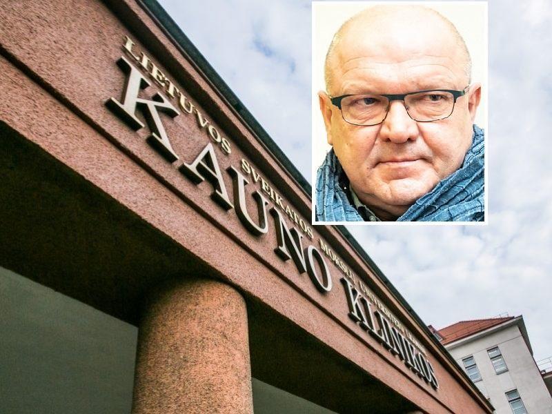 Kauno chirurgas apskundė nepalankų teismo spendimą dėl pacientės mirties