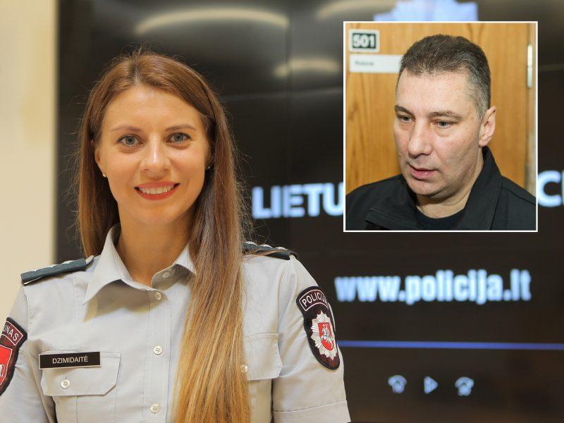 Kauno kelių policijos vadas terorizuoja pavaldinę?
