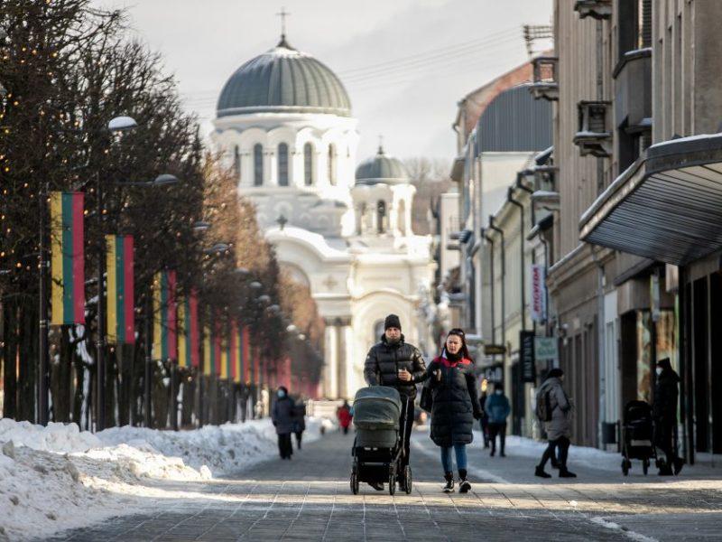 Prezidentūra: teigti, kad Lietuvoje prasidėjo trečioji COVID-19 banga – nekorektiška