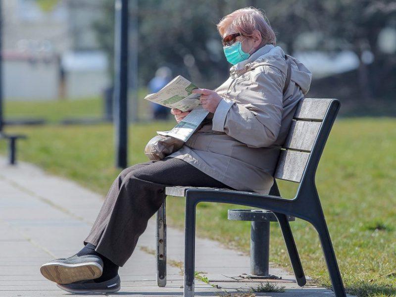 Epidemiologė prasitarė, kada Lietuvoje galima tikėtis koronaviruso piko