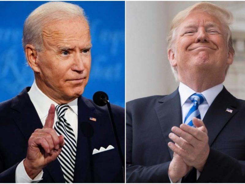 J. Bidenas po D. Trumpo išteisinimo: demokratija yra trapi