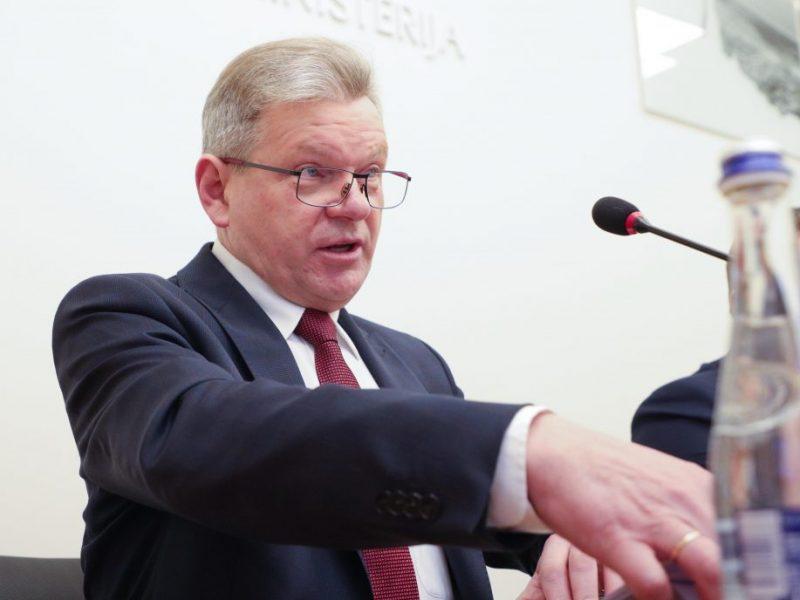 Susisiekimo ministras: Lietuvių pargabenimo skrydžiai turėtų vykti iki penktadienio