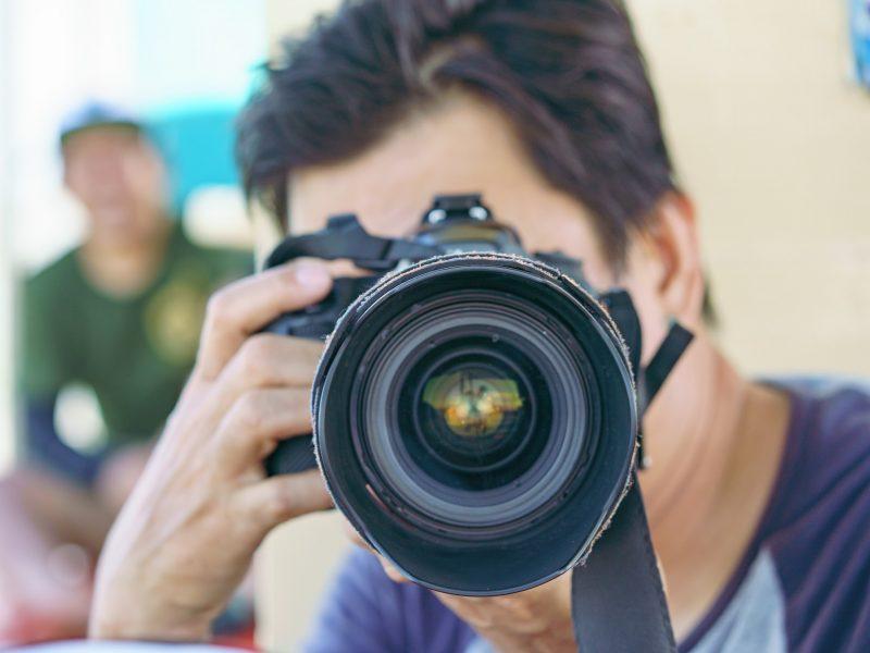 Sukčius Klaipėdoje nesumokėjo už fotoaparatą