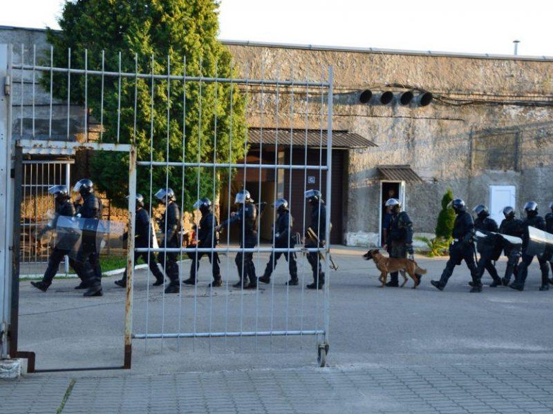 Skandalingasis Pravieniškių pataisos namų tyrimas sprogo it muilo burbulas