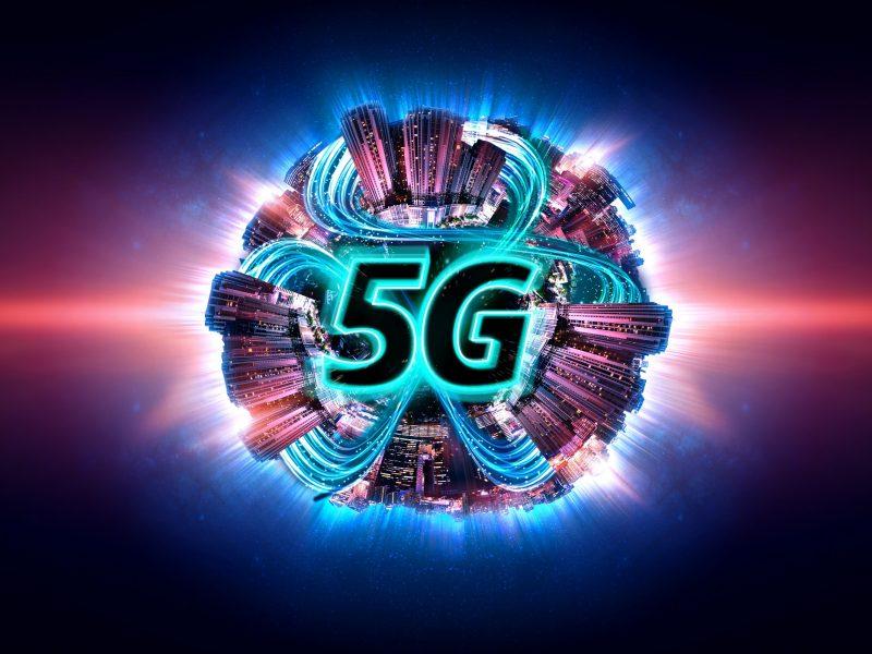 5G diegimas stringa dėl Rusijos