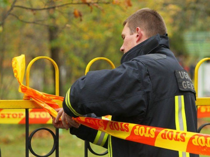 Sujudimas Romainiuose: rasta sprogmenų, iš namų buvo evakuoti žmonės