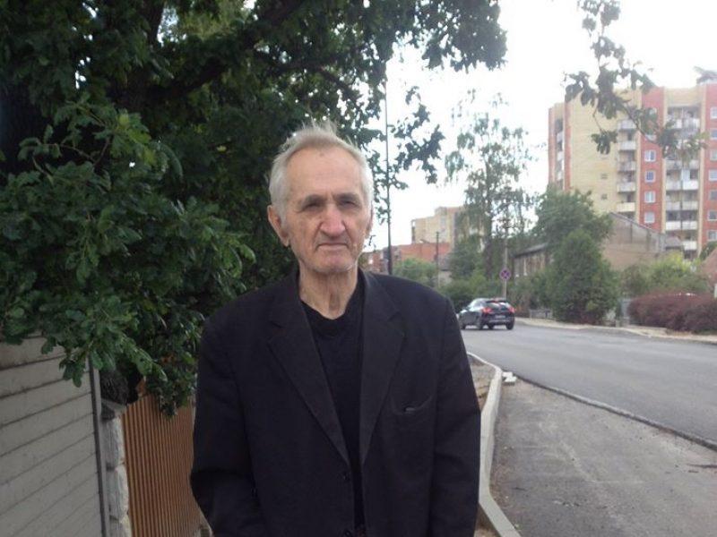 Toliau ieškomas iš Kauno ligoninės dingęs senolis