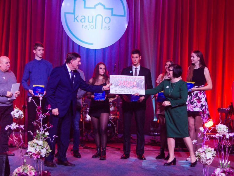 2019 metų Kauno rajono geriausiųjų sportininkų apdovanojimai