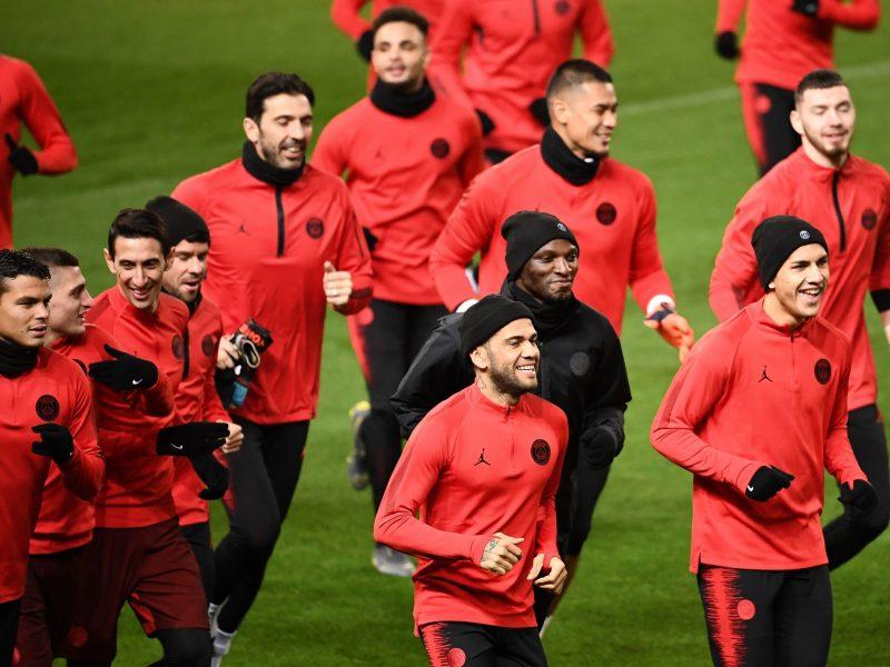 """Ar nukraujavęs Paryžiaus klubas sustabdys """"Manchester United""""?"""
