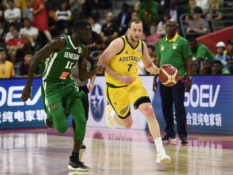 Australai išvargo pergalę prieš Senegalą