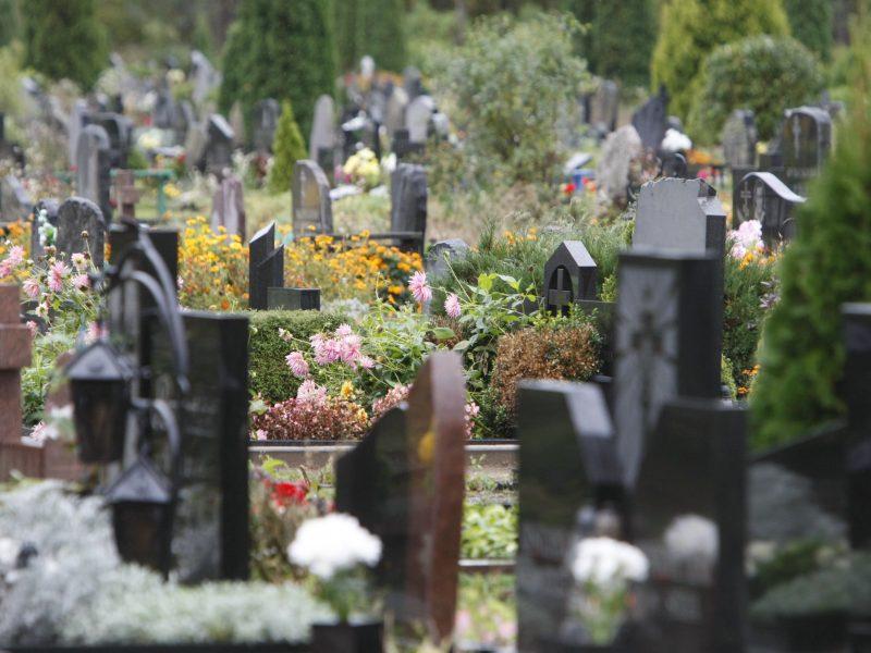 Dėl naujų kapinių Klaipėdoje – galvosūkis