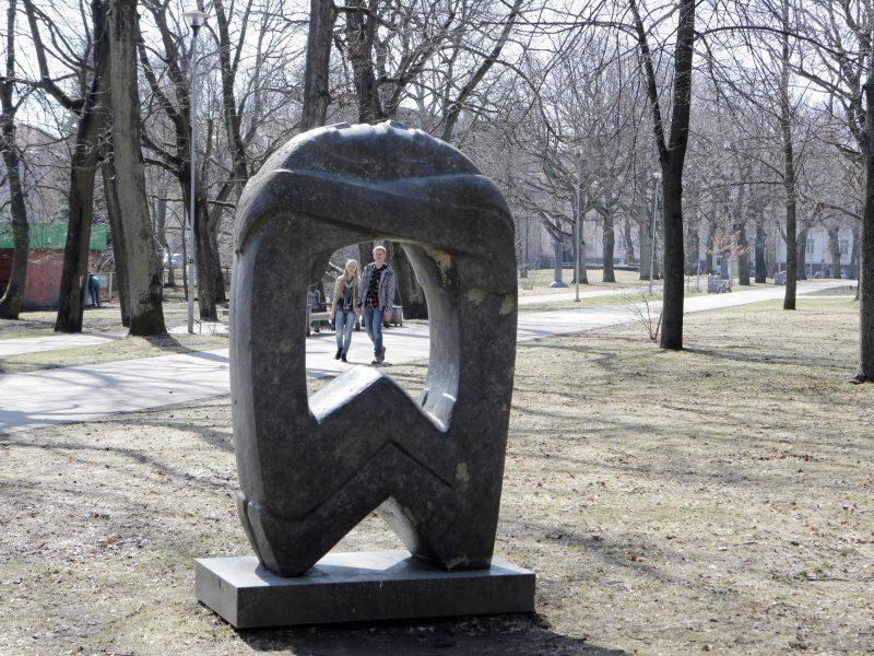 Skulptūrų parko laukia permainos